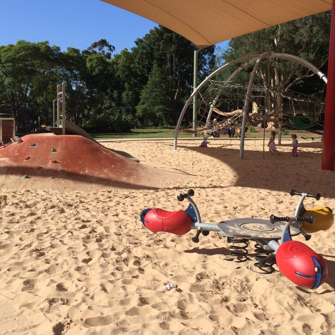 Cabarita Park Playground