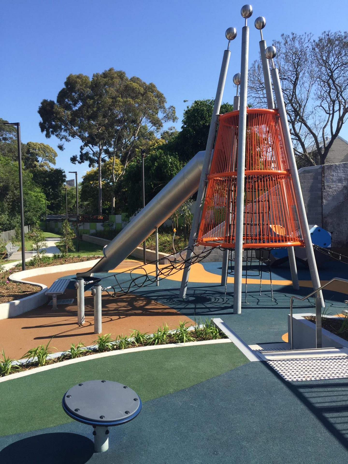 Chester Street Playground Play By Design