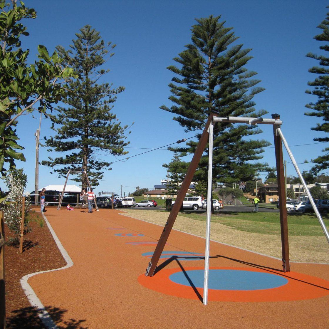 Thirroul Regional Playground