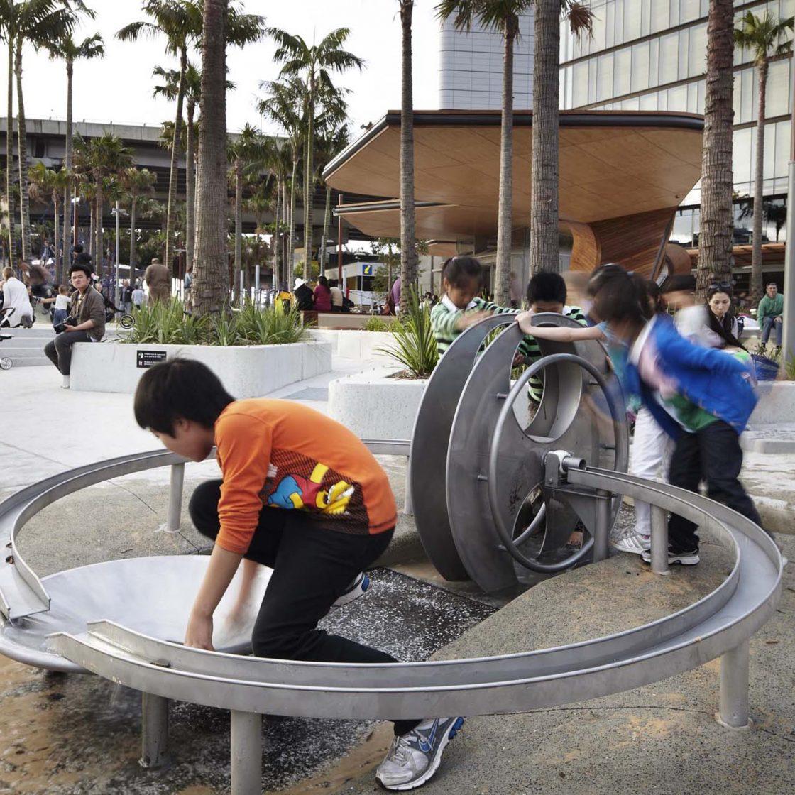 Darling Quarter Playground