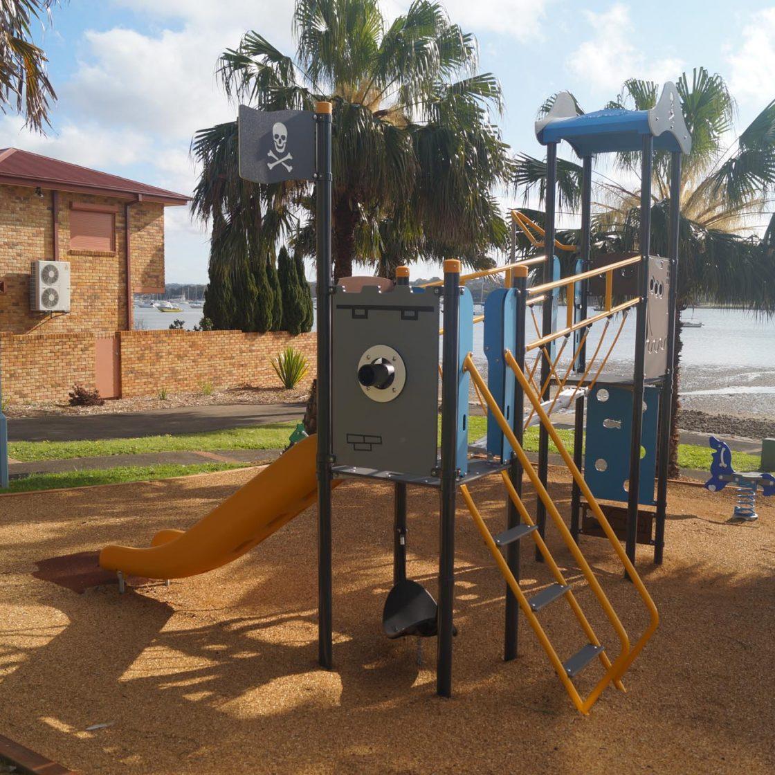 Northcote Street Playground