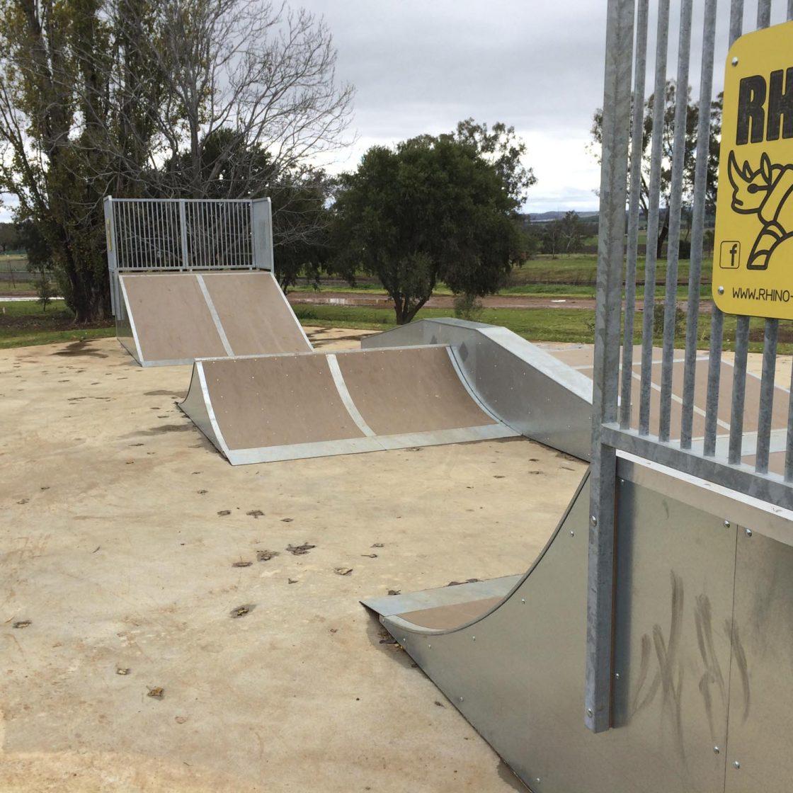 Dunedoo Skate Park