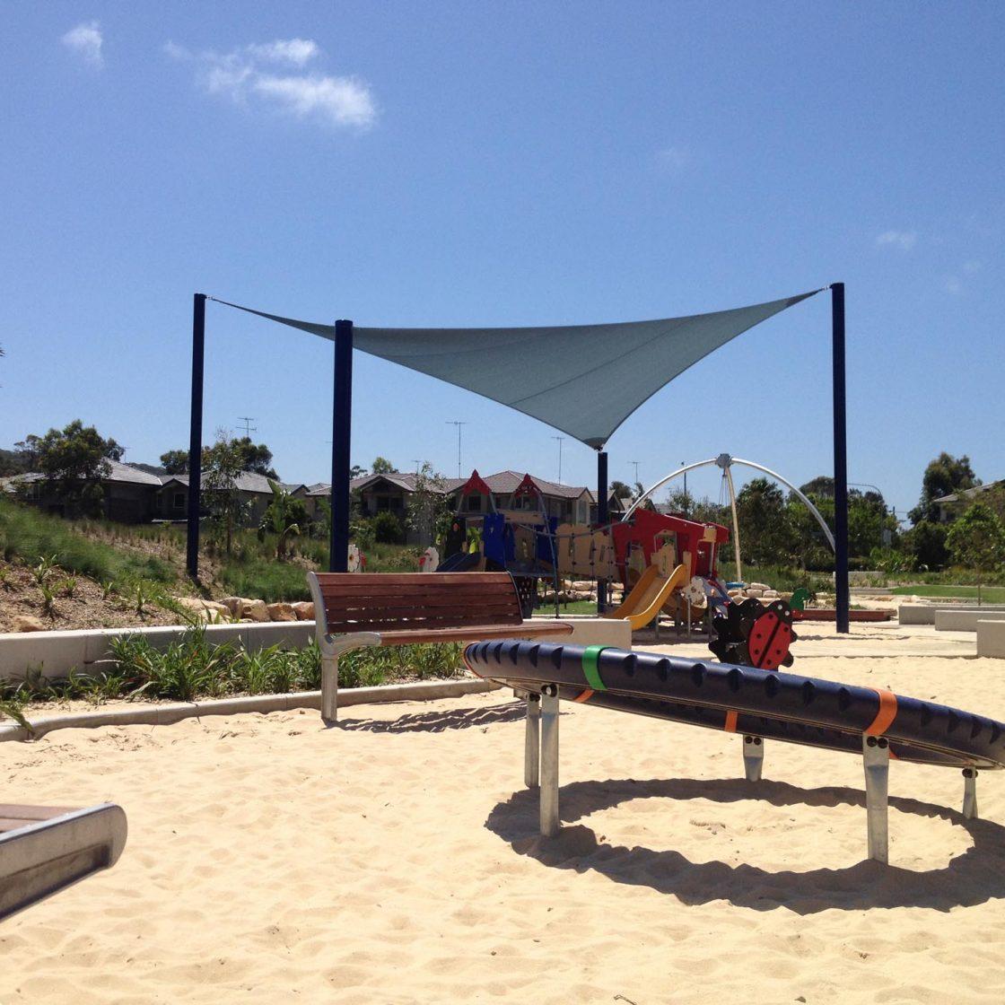 Warriewood Valley Playground