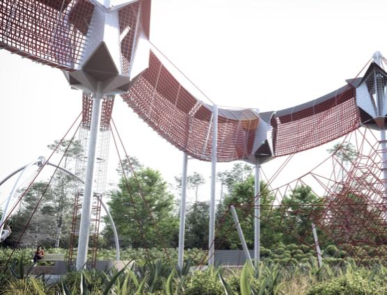 Casula Parklands – Play Ground